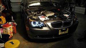 Bmw E60 5 Series Angel Eye How To Install