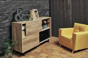 Meuble De Rangement Salon : rangements pour le salon 12 id es shopping d co c t maison ~ Teatrodelosmanantiales.com Idées de Décoration