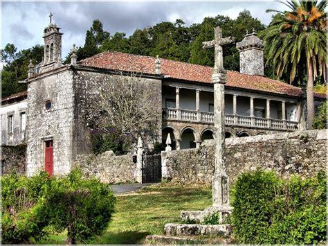 casas en galicia casas de piedra en galicia