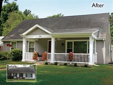 high small front porch huntersville screen porch sunroom room addition artisans stucco splendor with high