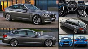 BMW 3-Series Gran Turismo (2017) - pictures, information