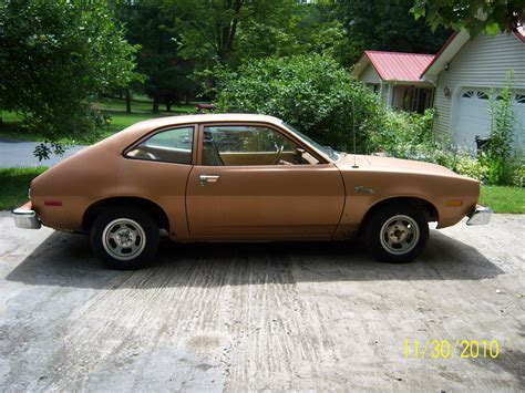 1976 Ford Pinto by 1976 Ford Pinto 1976 Ford Pinto The Day It Arrived