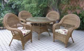 Clearance Wicker Patio Furniture Photo