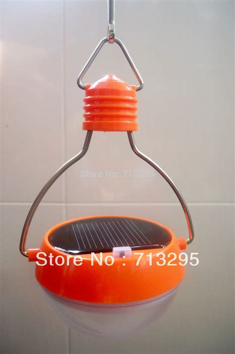 novelty solar led l portable 100 waterproof outdoor