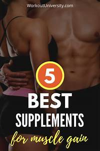 Best Workout Supplements For Bodybuilding  Muscle Gain And Strength  U0432 2020  U0433