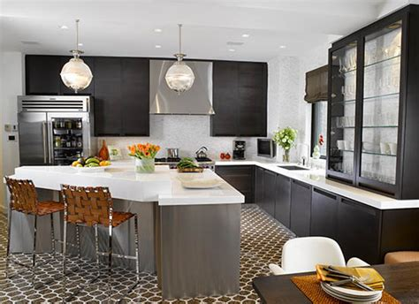 tips  design  perfect transitional kitchen huffpost
