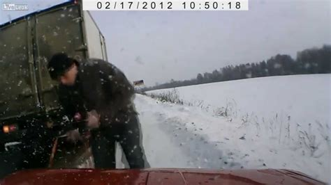 russian dash positive compilation of russian dash cams by