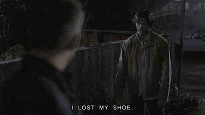 Shoe Lost Sam Winchester Dreamer Ox Mackie