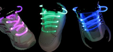 things that light up led light up shoelaces will illuminate the ground you walk on
