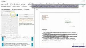 Offre Telepeage Gratuit : cr er une lettre de motivation avec cvitae logiciel gratuit d 39 aide la recherche d 39 emploi ~ Medecine-chirurgie-esthetiques.com Avis de Voitures