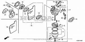 Honda Hrs216k2 Pdaa Lawn Mower  Usa  Vin  Mzbz