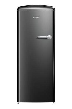 refrigerateur armoire gorenje orb153bk l 4312198 darty