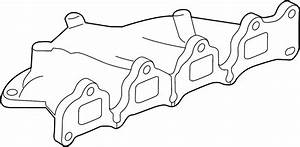 Chevrolet Captiva Sport Exhaust Manifold  Manifold