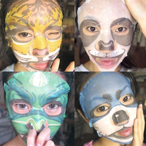 masker korea  aneh tapi wajib banget buat
