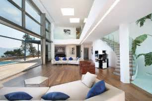 Swedish Bedrooms by Modern Waterfront Villa In Mallorca Idesignarch