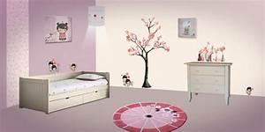 deco chambre fille kokeshi With couleur pour salon moderne 11 bureau enfant guide dachat kibodio