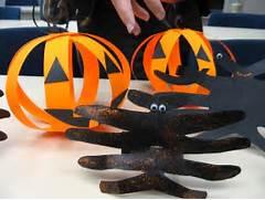 10 Cool Halloween Kids Crafts  Inspired Dreamer