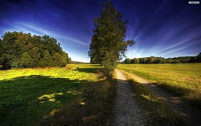 Country Background Road Wallpapers Backgrounds Desktop Cool