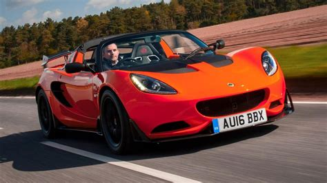 Lotus Elise Review  Top Gear