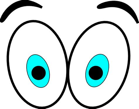 Cartoon Eyes Clip Art At Clker.com