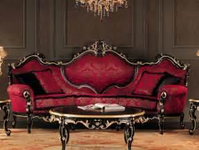 sofa barock barock möbel bilden ein prachtvolles ambiente