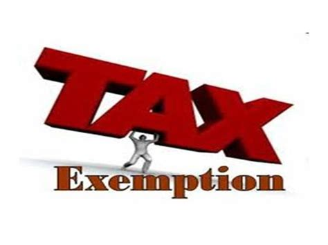 tax exemption exempt exempted income incomes act property registration under 12a mont charl should status section health necessary enlightened unthinkable