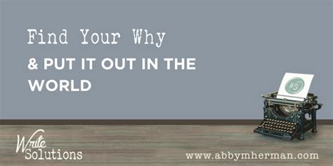 why would you put your house in a trust find your why put it out in the world
