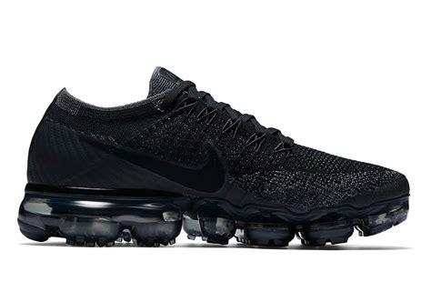 Images Of Air Jordan Shoes Nike Vapormax Triple Black 849558 007 849557 006 Sneakernews Com