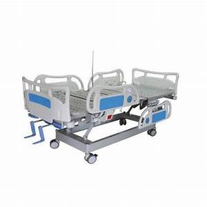 Welcraft Healthcare Five Function Manual Hospital Bed