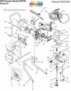 Graco Paint Pumps Parts