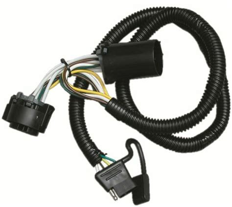 chevy silverado  trailer hitch wiring kit