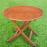 nice round wood patio table Nice Round Wood Patio Table - Patio Design #396