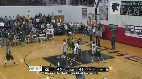 central dauphin  cedntral dauphin east basketball youtube