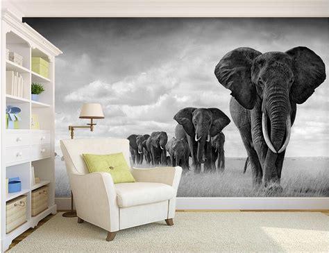 wallpaper custom photo  woven mural black  white