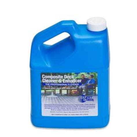 expert chemical  oz composite deck cleaner