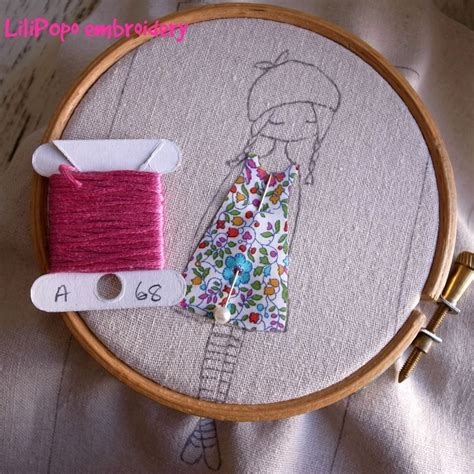 Embroidery Applique Tutorial by Tutorial For Embroidery Lilipopo Sewing And Free Motion