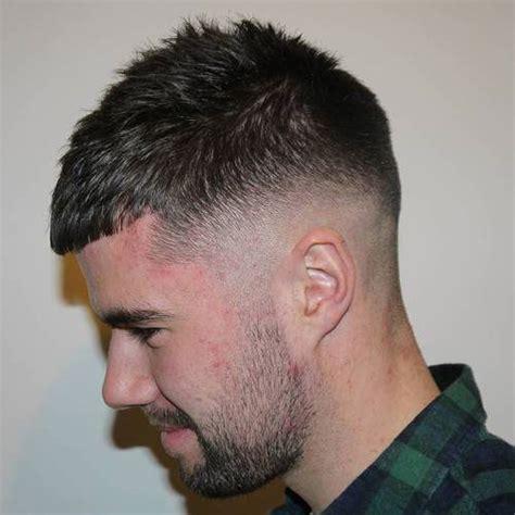 Caesar Haircut Styles   Men's Hairstyles   Haircuts 2017