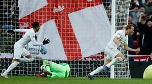 England beat Croatia to reach Nations League semis