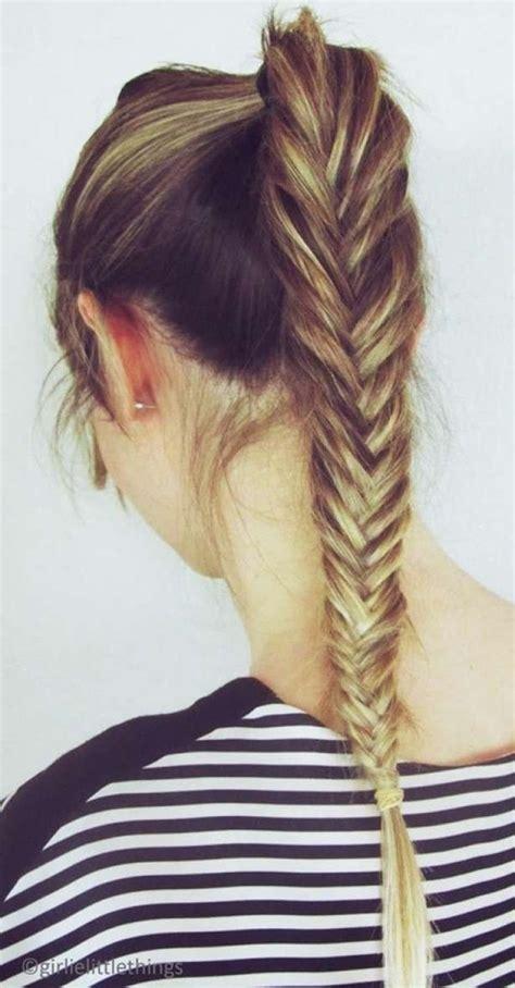 40 simple easy hairstyles for school girls hairstyles