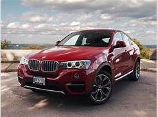 BMW X4 xDrive28i Canadian Review