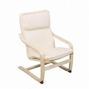 Chaise Enfant Alinea : fauteuil enfant ecru elliot les chaises et fauteuils enfants meubles d 39 enfant et b b ~ Teatrodelosmanantiales.com Idées de Décoration