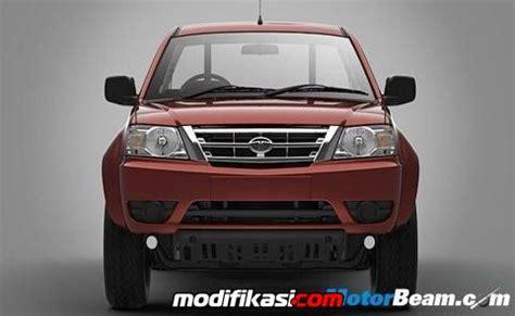 Modifikasi Tata Xenon by Tata Motors Memproduksi Kendaraan Mobil Up Tata Xenon