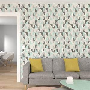 Papier Peint Intissé 4 Murs : papier peint 4 murs nos conseils et astuces pour bien ~ Dailycaller-alerts.com Idées de Décoration