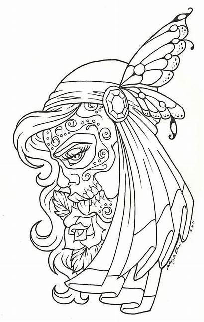 Coloring Dead Pages Printable