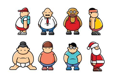 foto de Fat Guys Vector Download Free Vectors Clipart Graphics