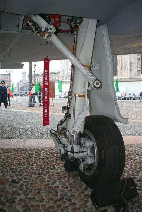 Eurofigther Typhoon - Main landing gear | Maurizio Pucci