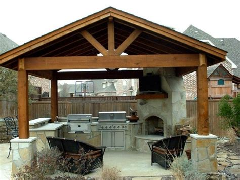 1000+ Ideas About Simple Outdoor Kitchen On Pinterest