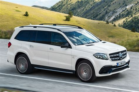 Mercedes Gls Class Picture by Mercedes Gls Class 2015 Pictures Mercedes Gls