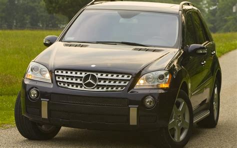 From the cars.com expert editorial team. 2008 Mercedes-Benz ML550 - Photo Gallery - Motor Trend