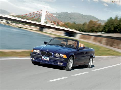 Pictures of BMW 328i Cabrio (E36) 1995–99 (1600x1200)